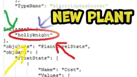 PvZ2 - HollyKnight (New Plant) - Beta 6