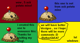Ask potatomine season1 finished