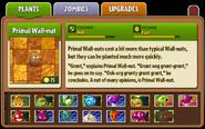Primal Wall-nut Almanac