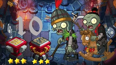PvZ Online - Adventure Mode - Chessboard Miju 10