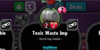 Toxic Waste Imp/Gallery