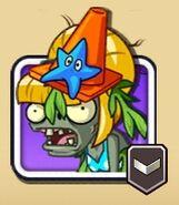 Bikini Conehead's Level 1 icon