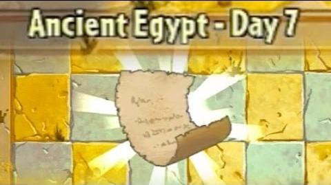 Ancient Egypt Day 7