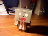 Papercraft Zombie