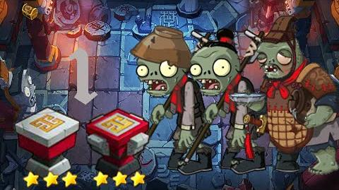 PvZ Online - Adventure Mode - Chessboard Miju 1