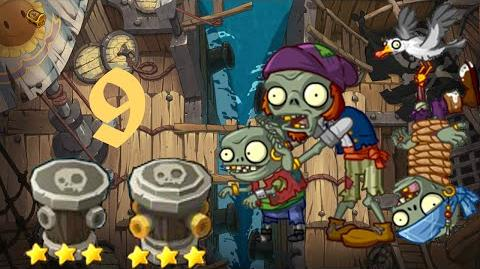 PvZ Online - Adventure Mode - Jia Banhai Shore 9