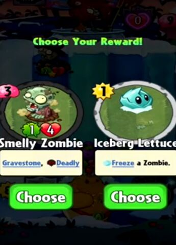 File:Choice between Smelly Zombie and Iceberg Lettuce.jpeg