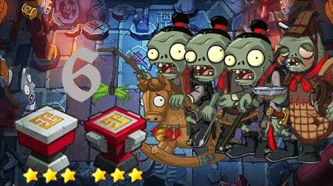 PvZ Online - Adventure Mode - Chessboard Miju 6
