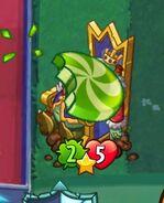 Sugary Zombie King