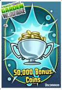 50,000BonusCoins