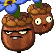Forget-Me-Nuts Cardface
