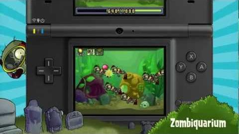 Plants vs. Zombies Nintendo DSiWare