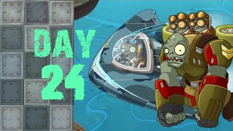 Sky City - Day 24 (Pre-1.8)