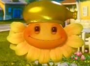 Gold Fume-shroom Cap