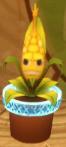 Mastered kernel corn bobblehead