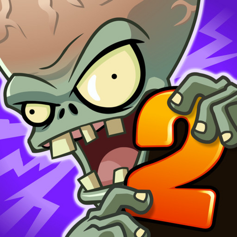 File:Plants Vs. Zombies™ 2 It's About Time Square Icon (Versions 1.9 to 2.0).png
