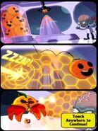Citron's comic strip