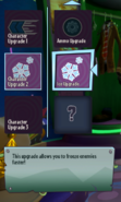 Ice Upgrade Description