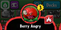 Berry Angry