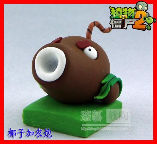 File:Free-Shipping-New-Arrvial-Plants-vs-zombies-2-It-is-about-time-Coconut-Cannon-action-figure.jpg