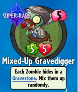 Receiving Mixed-Up Gravedigger