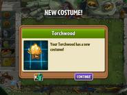 Getting Torchwood Hero Costume