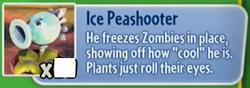 Ice Peashooter