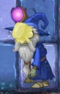 Buttered Wizard