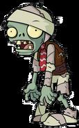 PVZ2 HD Beta Mummy Zombie