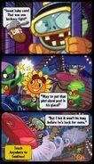 Impfinity's Wild Ride new last comic strip