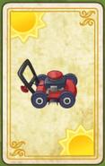 Lawn Mower Card