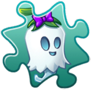 Ghost Pepper Costume Puzzle Piece