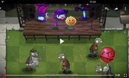 Plants vs Zombies 2 Modern Day trailer Zombies on Your Lawn image 1