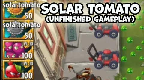 PvZ2 - Solar Tomato (Unfinished Gameplay) - 6