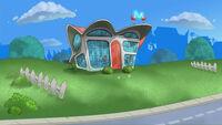 PvZ House Future 03