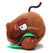 Coconut Cannon Plush