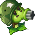 Gatling Pea cardface