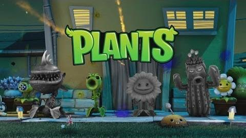 PvZ Garden Warfare Peashooter Breakdown