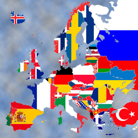 File:Europe Flag Map.jpg