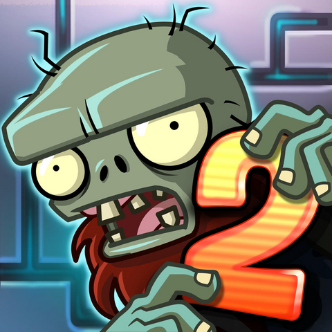 File:Plants Vs. Zombies™ 2 It's About Time Square Icon (Versions 4.8.1).png