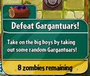 Defeatgarantuar game