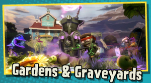 Gardens & Graveyards