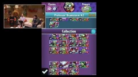 Plants vs. Zombies Heroes/Community-built decks