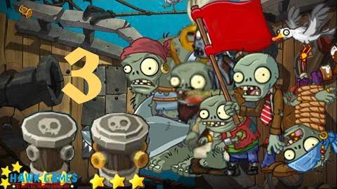 PvZ Online - Adventure Mode - Maritime Hegemony 3