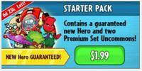 Starter Pack Promotion