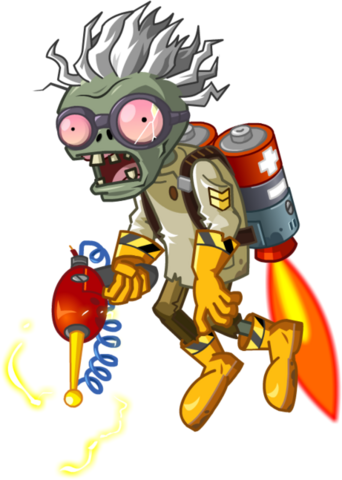 File:Electric Zombie HD.png