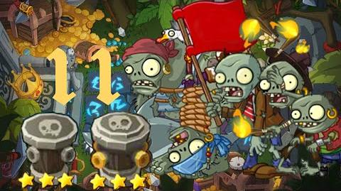 PvZ Online - Adventure Mode - Treasure Island 11