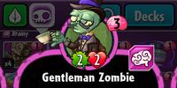 Gentleman Zombie/Gallery