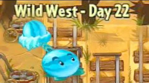 Wild West Day 22 - Plants vs Zombies 2