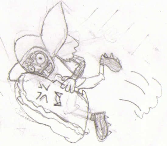 File:All star vs Primal wall nut by itsleo20 drawing.png